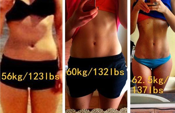 weight loss is not fat loss